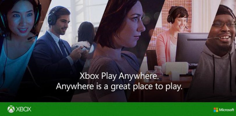 Full list of games that would support Xbox Play Anywhere