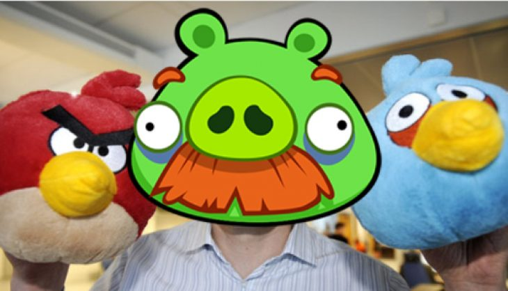 Angry Birds CEO gets slingshot from the throne