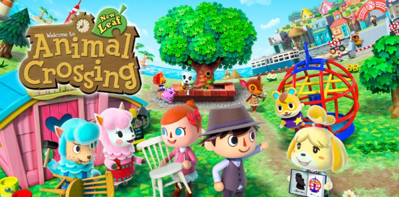 Animal Crossing: New Leaf wants to welcome you back
