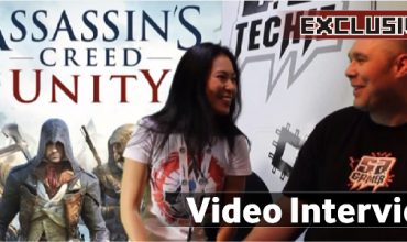 SA Gamer Video: Assassin's Creed Unity interview