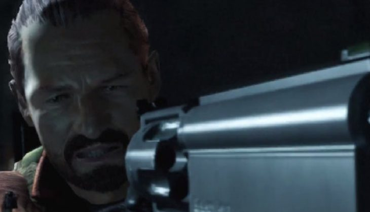Barry Burton will return in Resident Evil Revelations 2