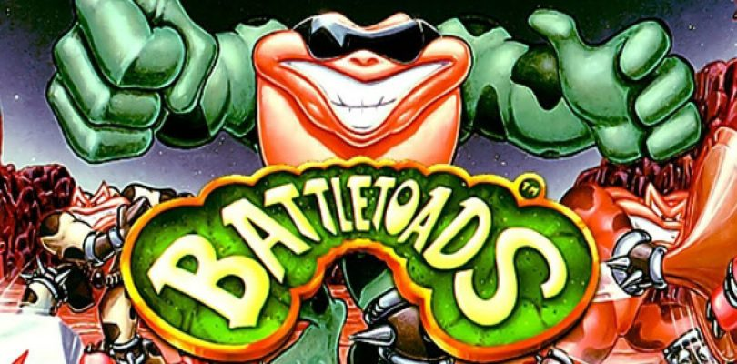 Remember Battletoads? It might be on its way back!