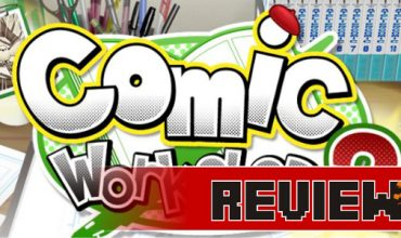 Review: Comic Workshop 2 (3DS)