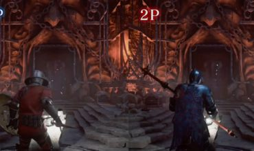 Watch this 7-minute Deep Down co-op gameplay video