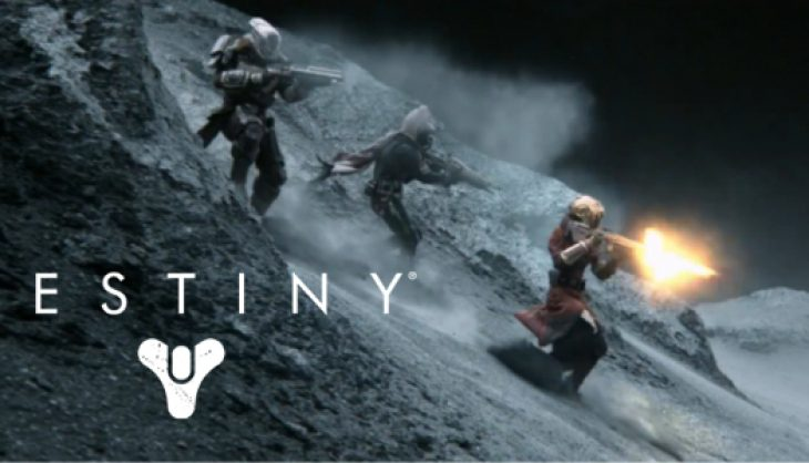 Watch the LIVE ACTION FILM for Destiny right here