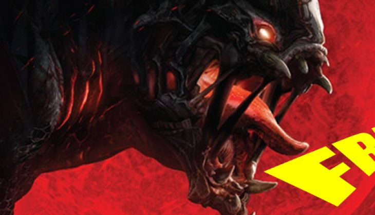 All map DLC for Evolve will be free