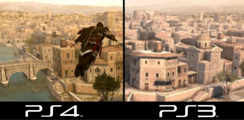 Video: The Assassin's Creed The Ezio Collection visual upgrade is better than you might think