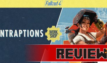 Review: Fallout 4 Contraptions Workshop (PS4)