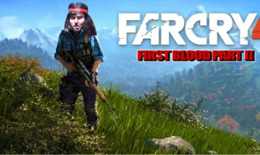 Video: David goes Rambo in this Far Cry 4 session