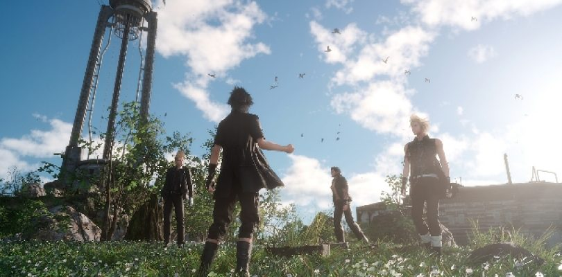 Final Fantasy XV's demo is getting a patch