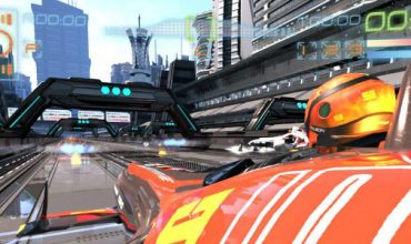 Ex Wipeout developers game gets greenlight for Steam
