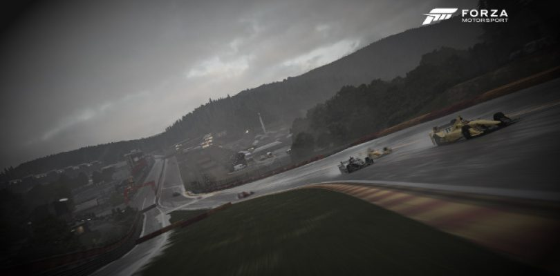 Another track and 40 cars added to Forza 6