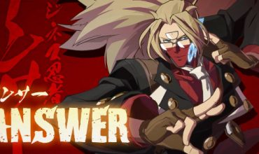 Guilty Gear Xrd Rev2 announced with new characters detailed