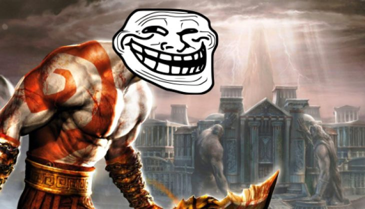 New God of War? You've been trolled