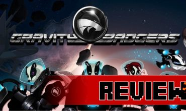 Review: Gravity Badgers (Wii U)