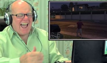 Video: Old people hate GTA? Whatever, they LOVE it!