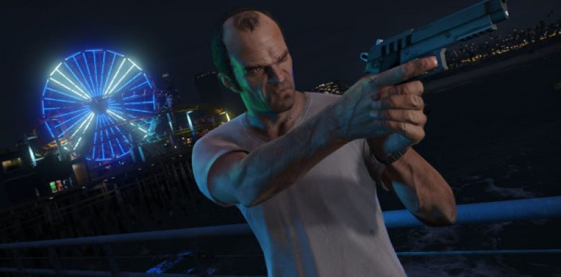 Criminals rob and tase US gamers at GTA midnight launch