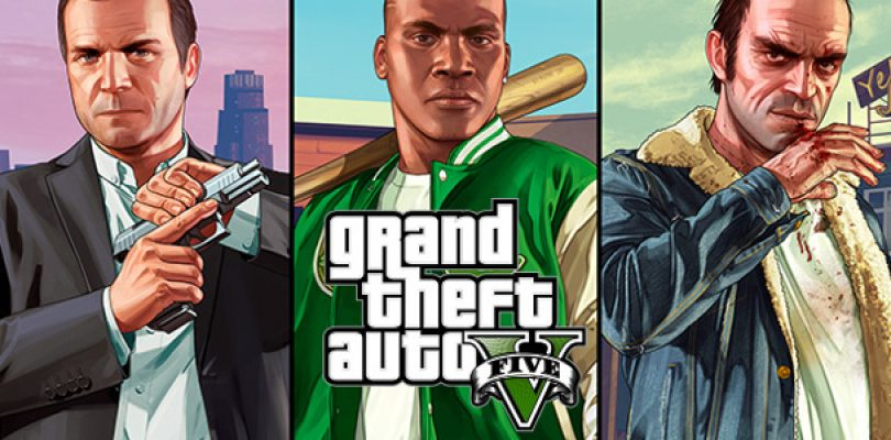 GTA V Sets Concurrent  User Record on Steam (For Non-Valve game)
