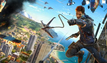 Just Cause 3 grapples its way into 2015