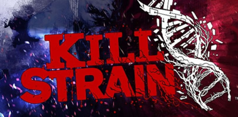 Kill Strain releasing on PS4 in July