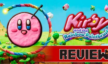 Review: Kirby and the Rainbow Paintbrush (Wii U)