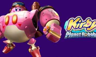Kirby: Planet Robobot gameplay footage