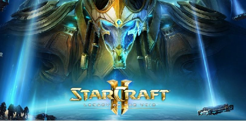 StarCraft 2: Legacy of the Void trailer and multiplayer changes revealed