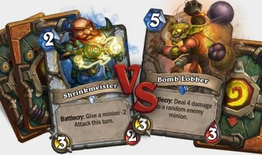Goblins vs Gnomes – Hearthstone's first expansion out in Dec