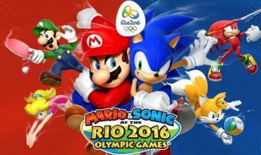 Mario and Sonic get chummy again for the 2016 Olympics in Rio