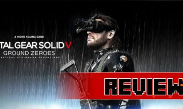 Review: Metal Gear Solid V: Ground Zeroes (PS3)