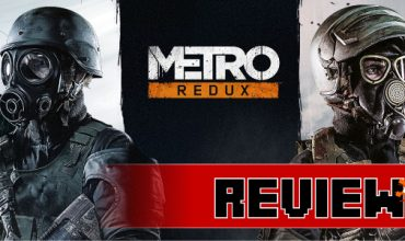 Review: Metro Redux (PS4)