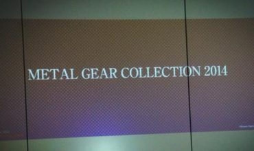 There's another Metal Gear Collection on its way