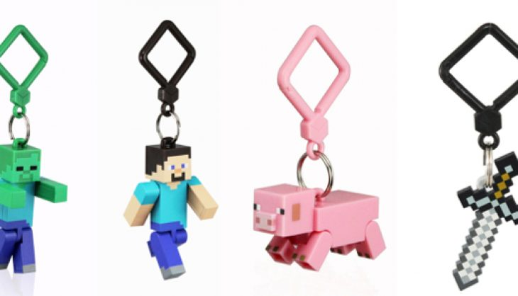 Do you like Minecraft? Then these hangers will make you poor