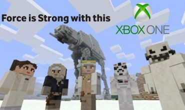Xbox exclusive Star Wars DLC heading to Minecraft