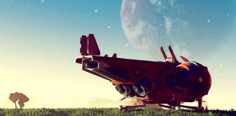No Man's Sky will receive another update this week