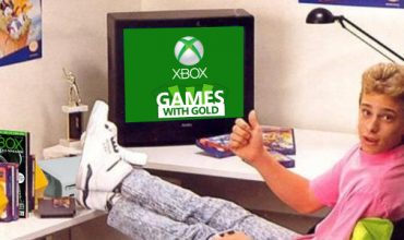 Games with Gold goes oldschool in December