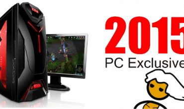 Games of 2015 – PC