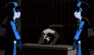 Video: Persona 5's Velvet Room is a little darker than one expects