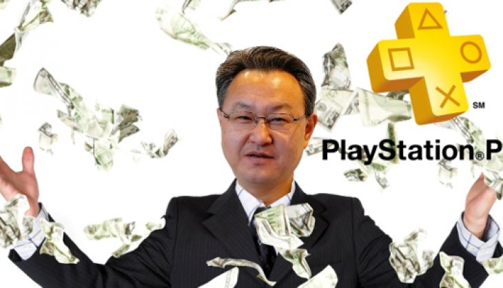 PlayStation Plus bags Sony R580 Million per month