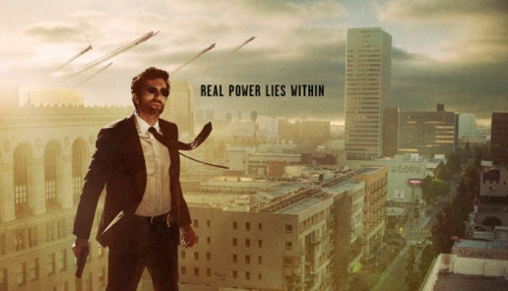 PlayStation exclusive series 'Powers' dated