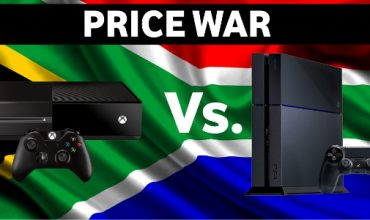 There is a local PS4 and Xbox One price war at R5799