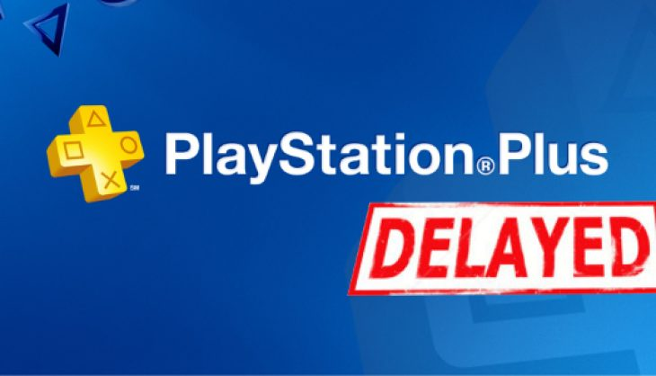 Your PS Plus games for October will be late