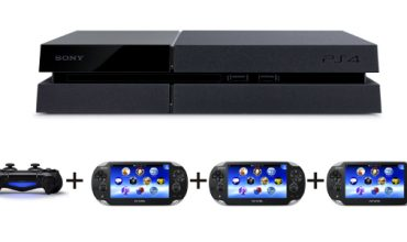 4-Player Remote Play added to PS Vita