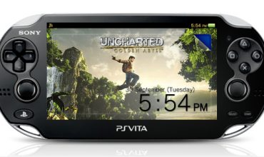New PS Vita firmware available now. Adds themes.