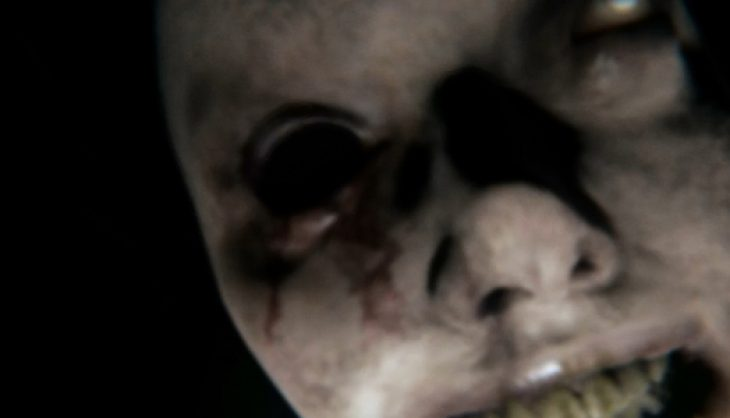 You know that scary ghost in P.T.? It will aid you in MGS V Phantom Pain
