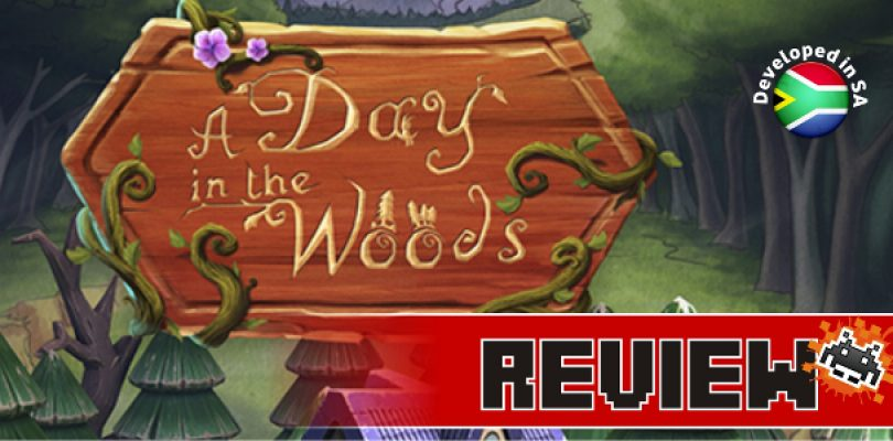 Review: A Day in the Woods (iOS)