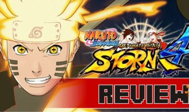 Review: Naruto Shippūden: Ultimate Ninja Storm 4 (PS4)