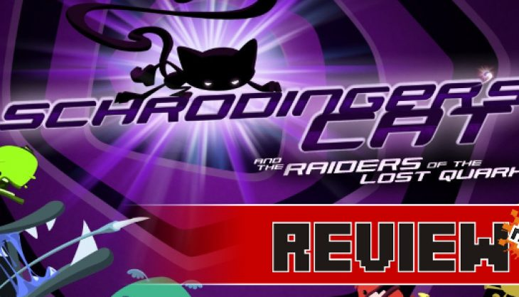 Review: Schrödinger's Cat and the Raiders of the Lost Quark