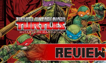 Review: Teenage Mutant Ninja Turtles: Mutants in Manhattan (Xbox One)