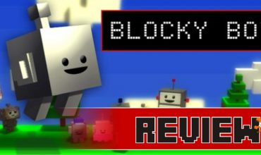 Review: Blocky Bot (Wii U)